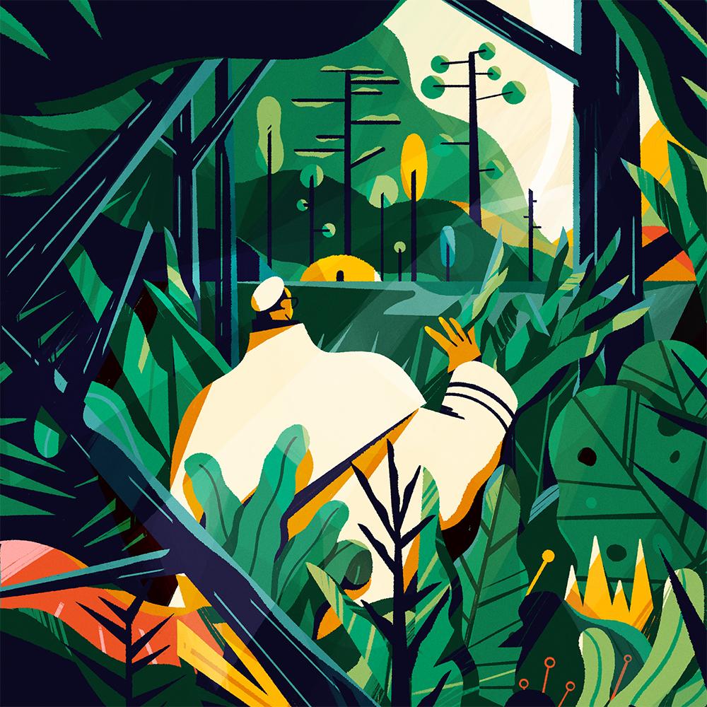 Ilustração de Fabrizio Lenci