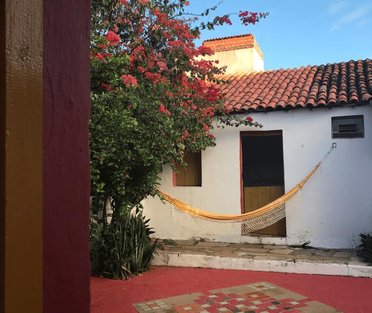 Casa de Graça Novais, na cidade de Floresta.