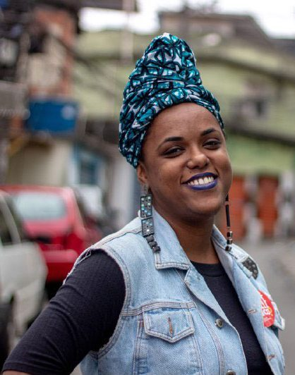 Dani Monteiro, mulher mais jovem a ocupar um cargo de deputada estadual na Alerj