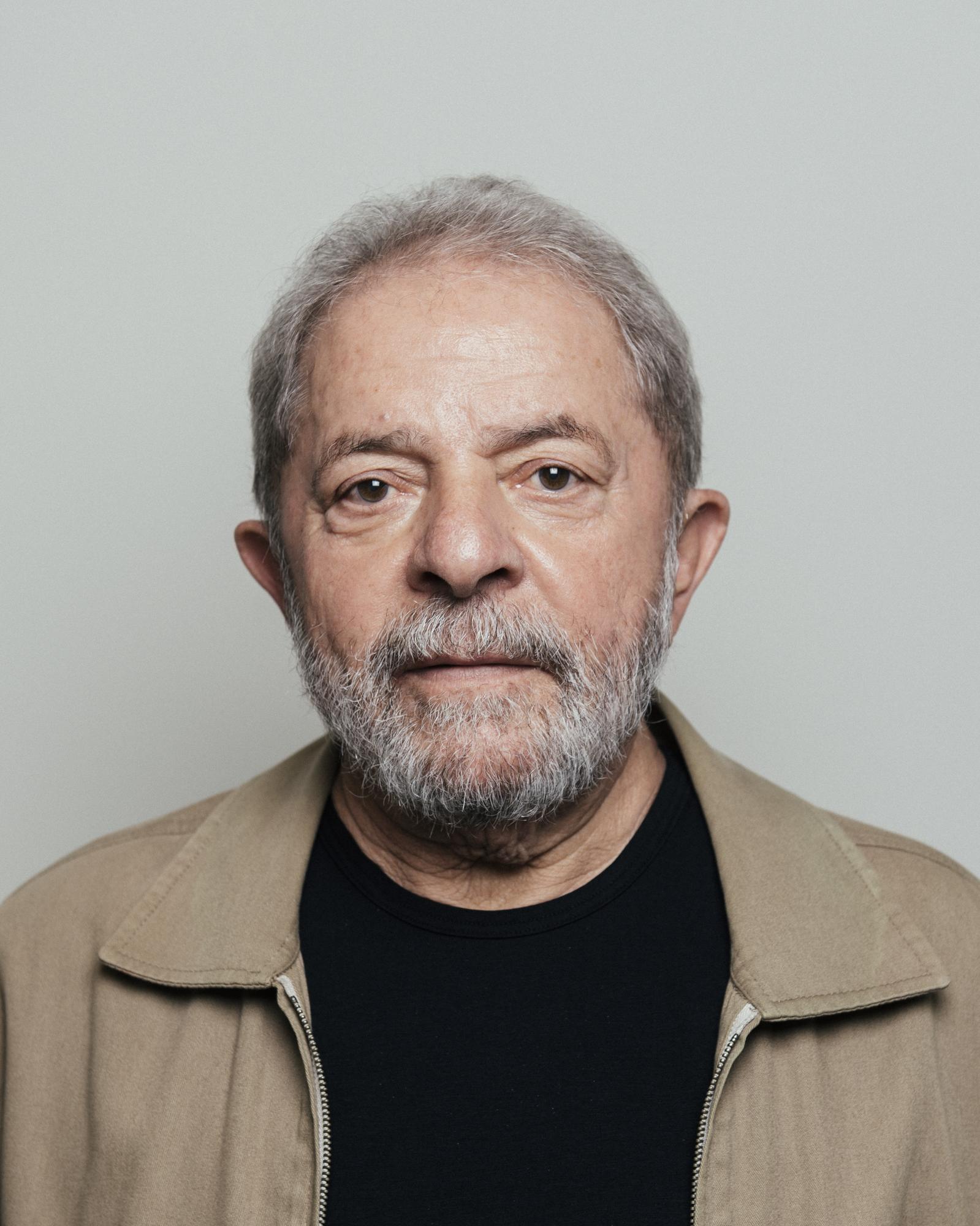 Luiz Inácio Lula da Silva, ex-presidente do Brasil, São Paulo, 2016.