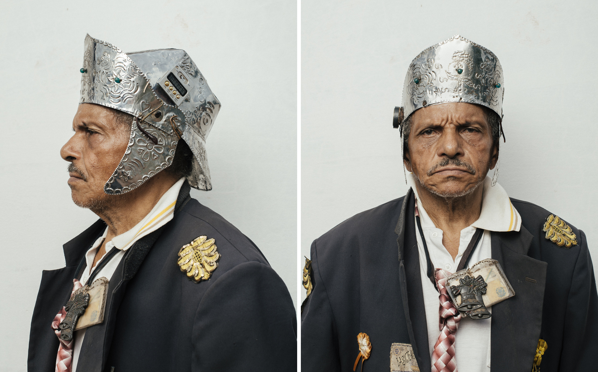 """João de Arimateia, Tocantins, 2015. Fotos feitas pelo Coletivo Trëma para o projeto """"Lagoa da Confusão: Wanderlândia""""."""