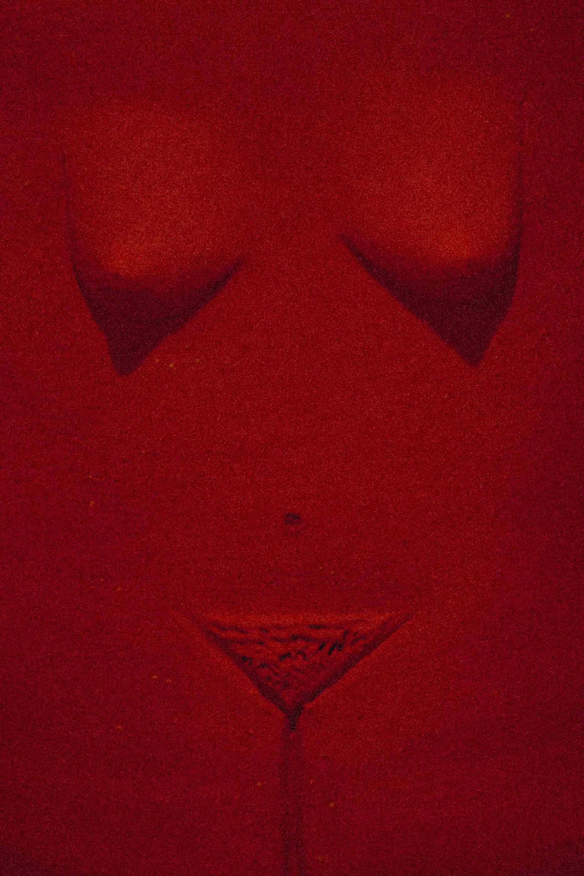 Na Casa Prazerela, a exploração das nuances do corpo feminino dão toques às terapias oferecidas