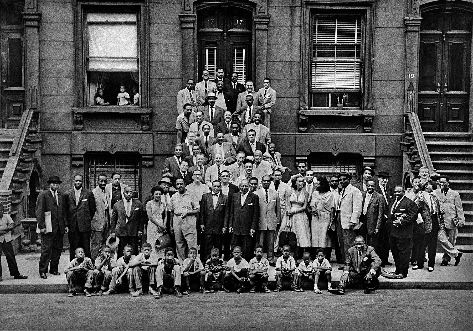 Essa é a foto mais valiosa do jazz. E a história dela foi contada em um dos muitos links que Enrique Jimenez envia em sua news. –