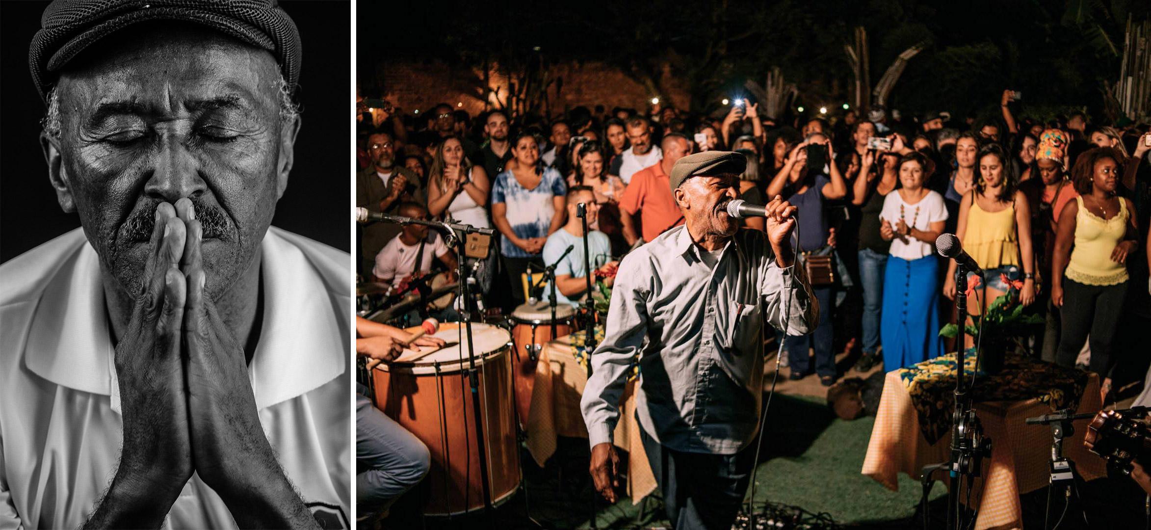 Toinho Melodia / Merylin Esposi / fotografia. Uma nova geração acompanha o trabalho de Toinho Melodia