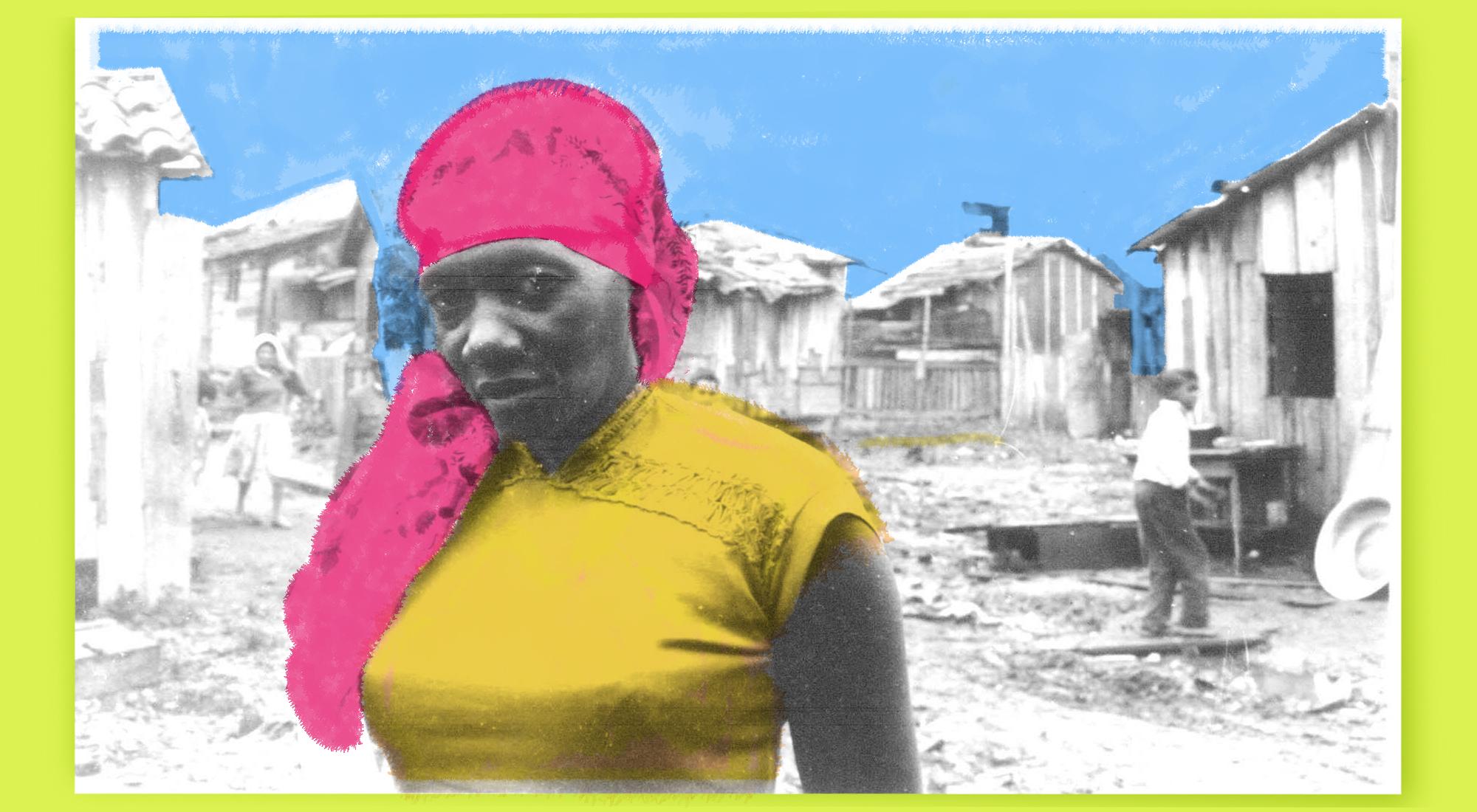 Em Quarto de Despejo, Carolina Maria de Jesus narrou a história de negros e pobres invisibilizados na sociedade