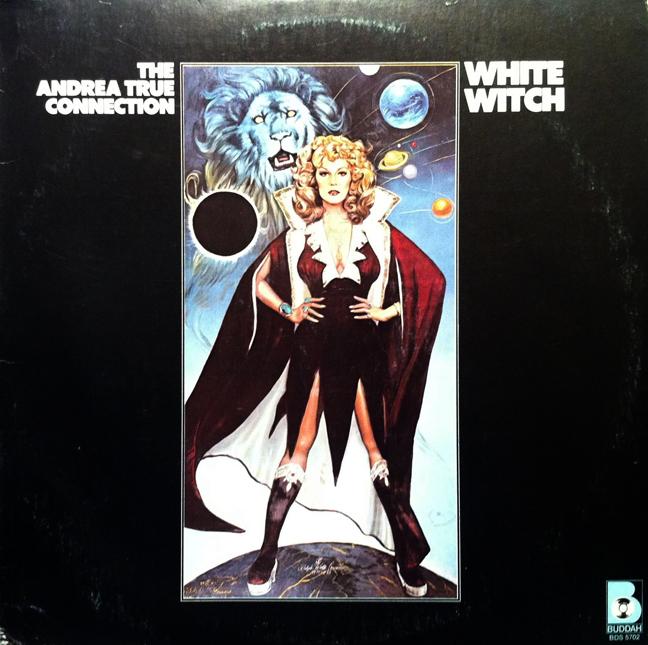 Capa de White Witch, de Andrea TRue Connection