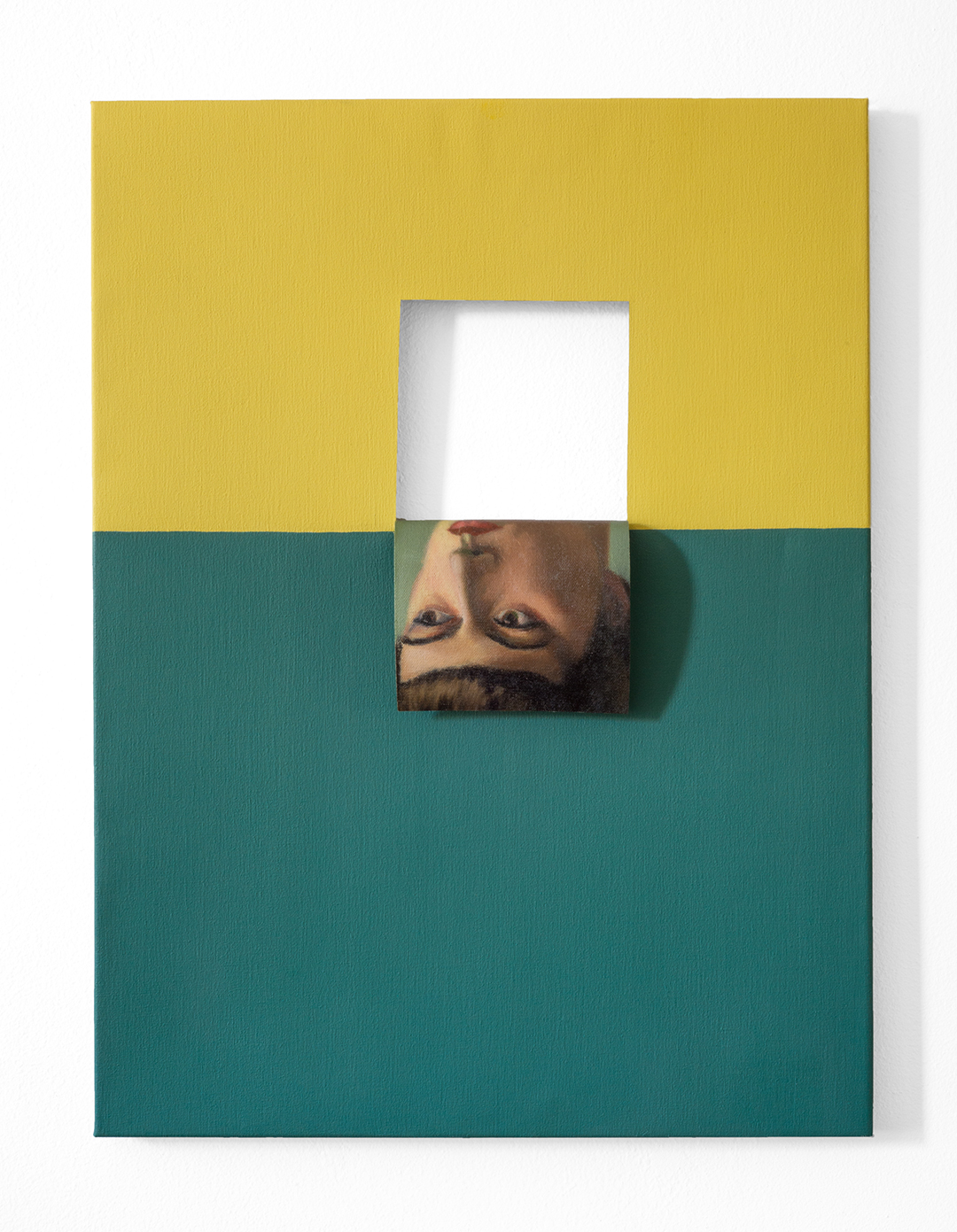Doubleface (Nickel Titanium Yellow_Permanent Green)