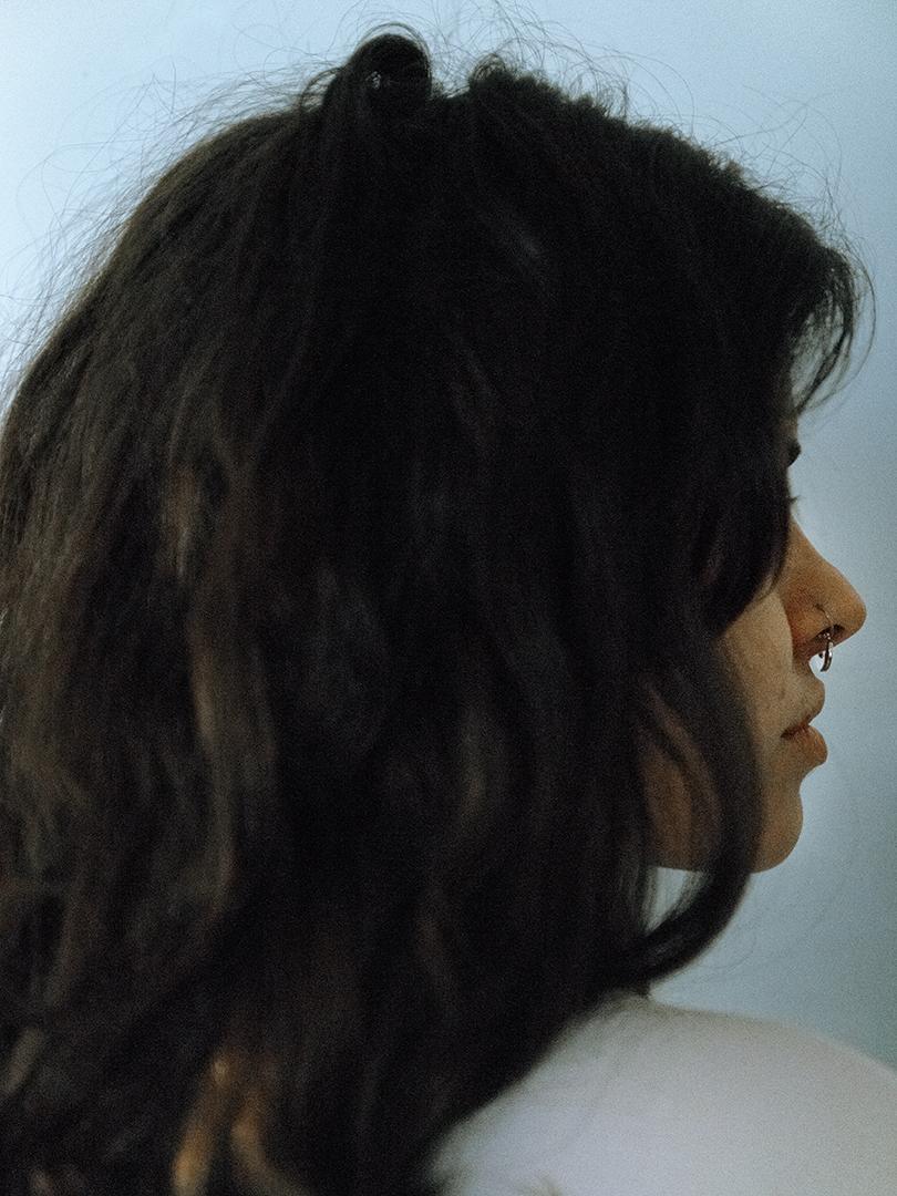 Integrante da Frente Evangélica pela Legalização do Aborto que não quis ser identificada