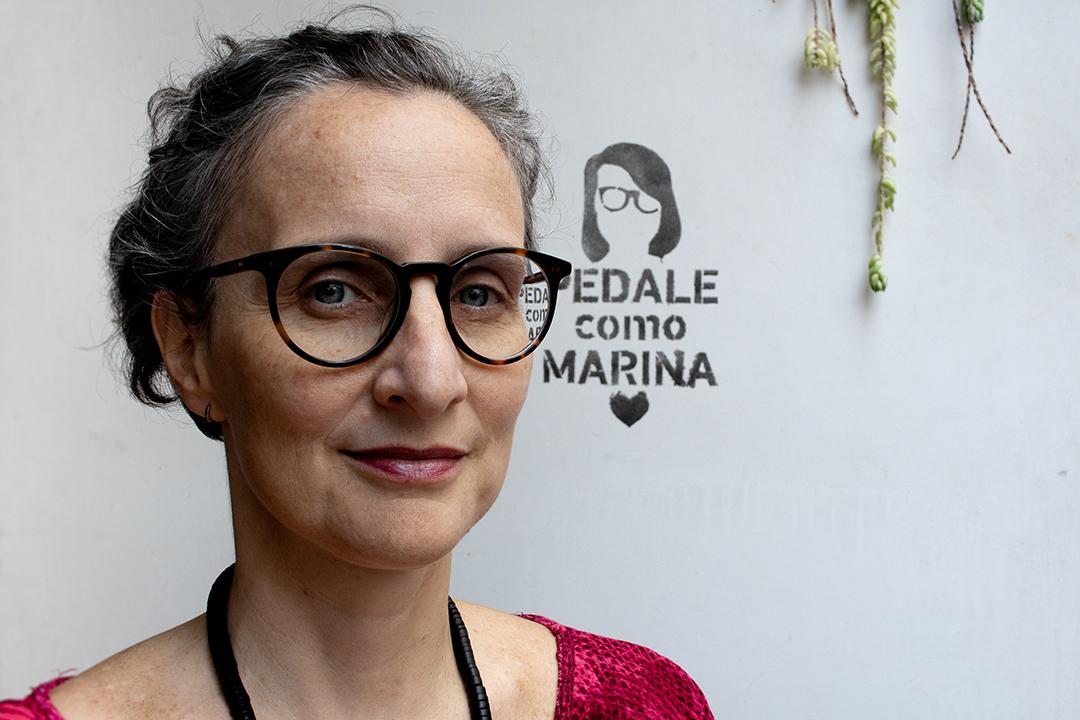 Paula Santoro, professora da Faculdade de Arquitetura e Urbanismo da USP, foi professora do doutorado de Marina Harkot