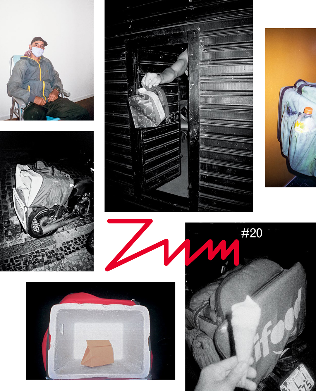 Neste mês, a capa da revista ZUM, do Instituto Moreira Salles, tem fotos de Allan Weber