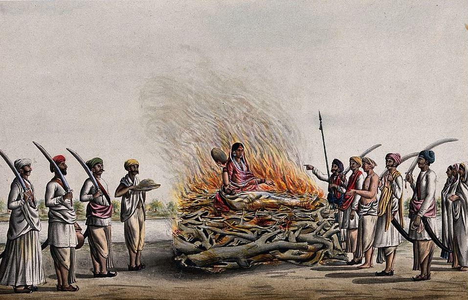 Ritual Sati