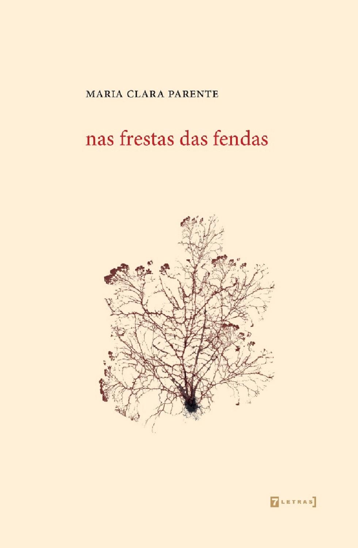 capa do primeiro livro de Maria Clara Parente